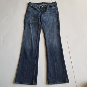 7 Seven For All Mankind Size 30 Women's Boot Cut